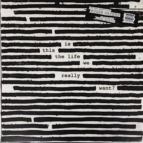 Roger Waters<br>Is This The Life We Really Want?<br>2LP